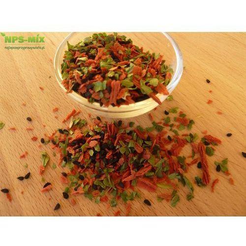 Pomidory z czarnuszką i czosnkiem niedźwiedzim 50g (5902115101649)