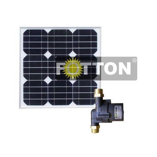 Autonomiczny zestaw zasilająco-sterujący FOTTON POWER P, do kolektorów słonecznych
