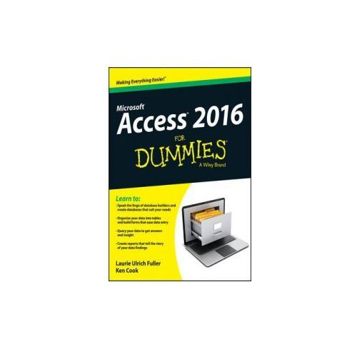 Access 2016 For Dummies (9781119083108)