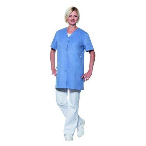 Kitel medyczny damski, rozmiar 40, szaroniebieski | KARLOWSKY, Mara