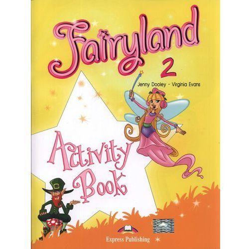 Fairyland 2 (+ CD), oprawa miękka