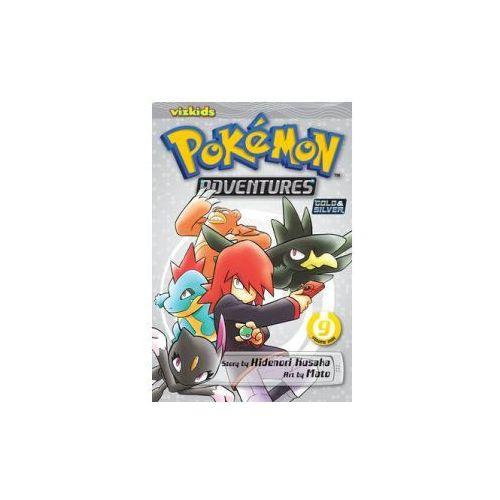 Pokemon Adventures (Gold and Silver), Vol. 9, Kusaka, Hidenori