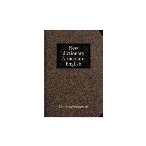 New Dictionary Armenian-English
