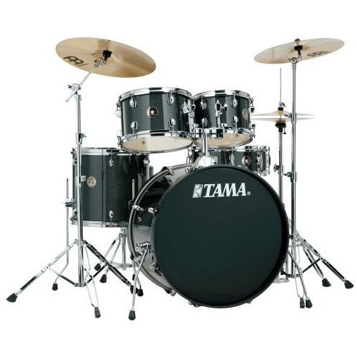 Tama RM52KH6-CCM Rhythm Mate + Meinl BCS zestaw perkusyjny z talerzami