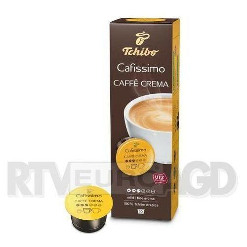 Tchibo Cafissimo Caffe Crema Mild 10 kapsułek