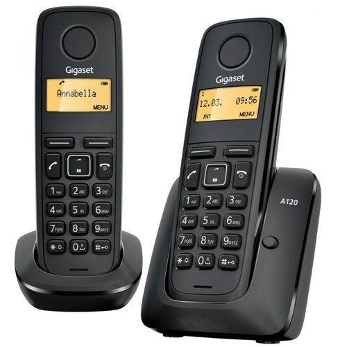 Telefon Siemens Gigaset A120 Duo (4250366827254)