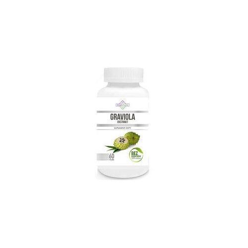 Graviola ekstrakt 550mg 60 kapsułek - soul farm marki Soul farm (witaminy i ekstrakty)