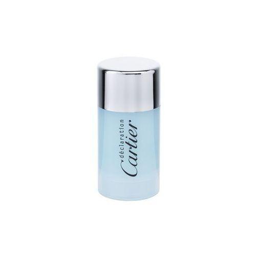 Cartier Declaration Dezodorant w sztyfcie 75 ml / DARMOWA DOSTAWA / DARMOWY ODBIÓR OSOBISTY! - produkt z kategorii- Dezodoranty unisex