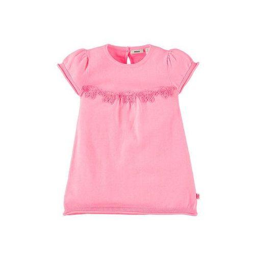 Sukienka w kolorze jaskraworóżowym | rozmiar 92 (sukienka dziecięca)