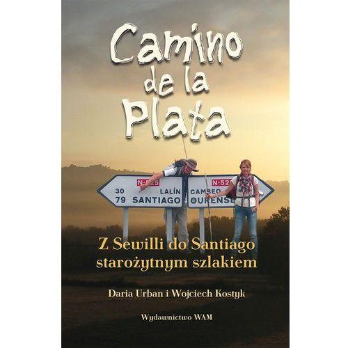 Camino de la Plata Z Sewilli do Santiago starożytnym szlakiem, Daria Urban, Wojciech Kostyk