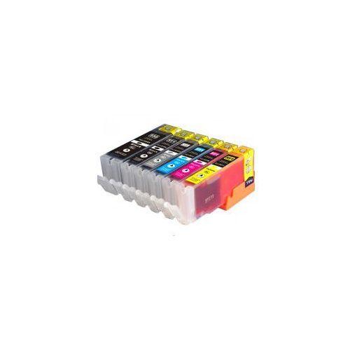 Vanke Tusze zamienniki do canon pixma pgi-550/cli-551xl (6509b013a) - komplet (6 szt.)