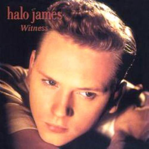 Halo james - witness (special edition) marki Cherry red