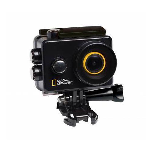 Wodoodporna kamera sportowa Bresser National Geographic Full HD Wi-Fi Explorer 2, 73280
