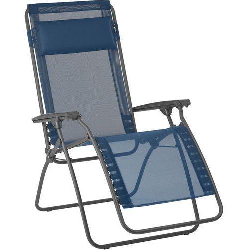 Lafuma Mobilier R Clip Krzesło turystyczne Batyline szary/niebieski 2019 Krzesła składane (3614210008069)