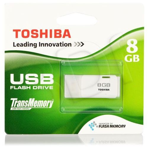 Toshiba 8 GB HAYABUSA, kup u jednego z partnerów