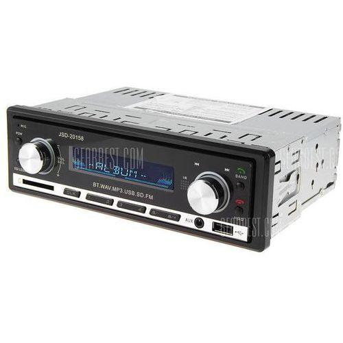 JSD - 20158 Bluetooth V2.0 Car Audio - z kategorii- pozostały sprzęt samochodowy audio/video