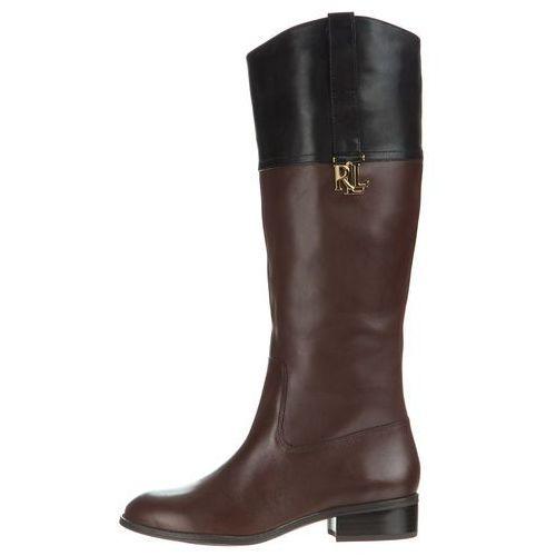merrie tall boots brązowy 36 marki Polo ralph lauren