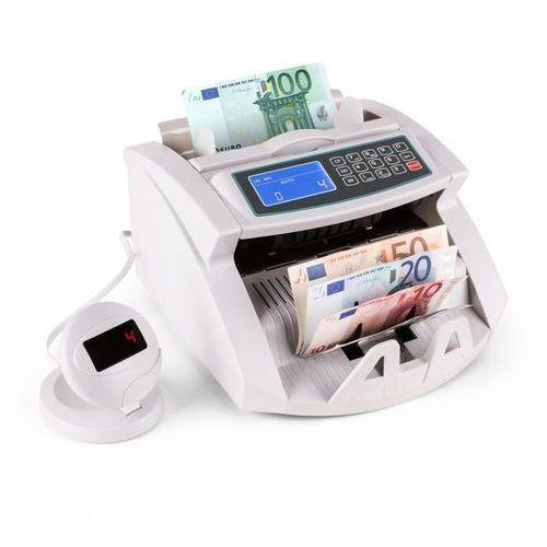 Oneconcept Buffett liczarka do banknotów kontrola uv wykrywanie magnetyczne kontrola ir (4260486150576)