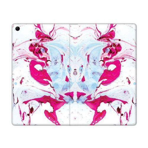 Flex Book Fantastic - Lenovo Tab 3 7.0 (A7-30) - etui na tablet Flex Book Fantastic - różowy marmur
