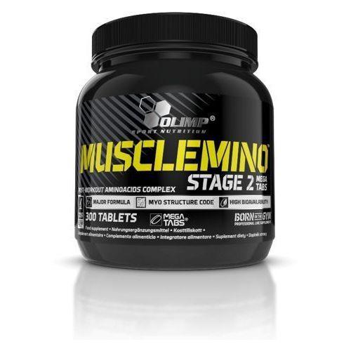 Olimp Musclemino Stage 2_300 Tabletek, kup u jednego z partnerów