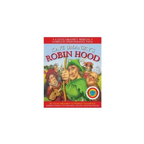 Kaye Umansky's Robin Hood (9781408190395)
