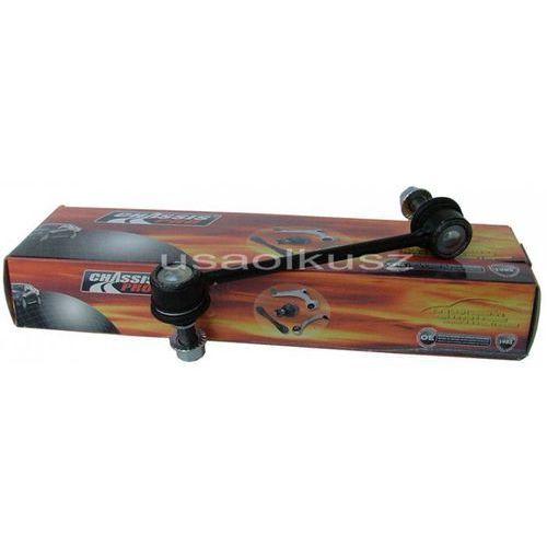 Prawy łącznik przedniego stabilizatora mitsubishi lancer awd 2003-2006 marki Chassispro