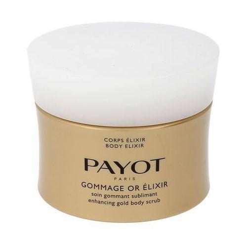 PAYOT Corps Elixir Enhancing Gold Body Scrub peeling 200 ml tester dla kobiet (7785562204174)