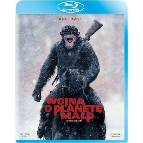 Wojna o planetę małp (blu-ray) - matt reeves. darmowa dostawa do kiosku ruchu od 24,99zł marki Imperial cinepix