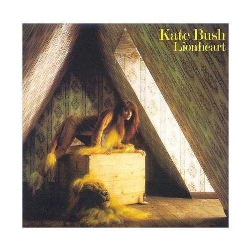 Emi music poland Kate bush - lionheart + odbiór w 650 punktach stacji z paczką! (0077774606523)