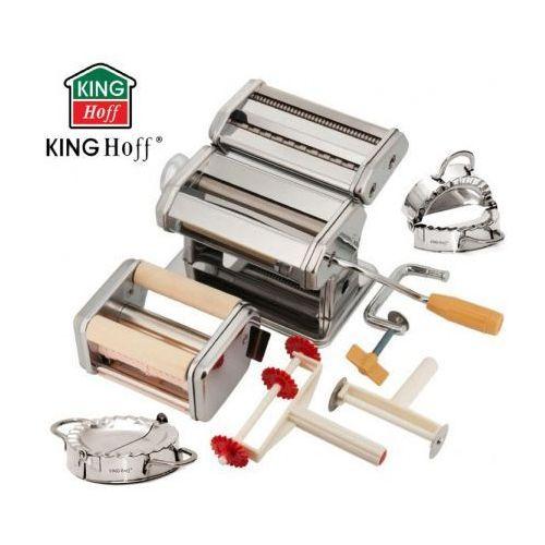 Kinghoff Maszynka 5 w 1 do ciasta, makaronu, ravioli i pierogów [kh-3113-b]