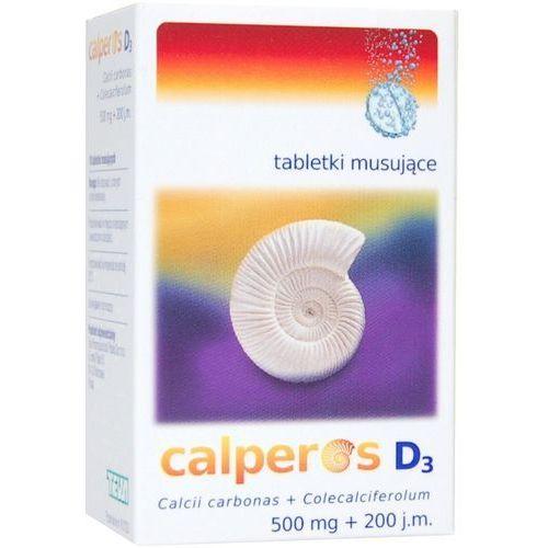 CALPEROS D3 500MG+200J.M.*10 TABL.MUS., produkt z kategorii- Leki na osteoporozę
