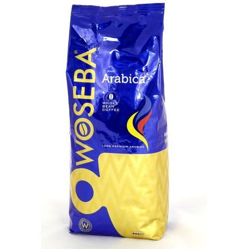 Kawa ziarnista 100 % arabica marki Woseba