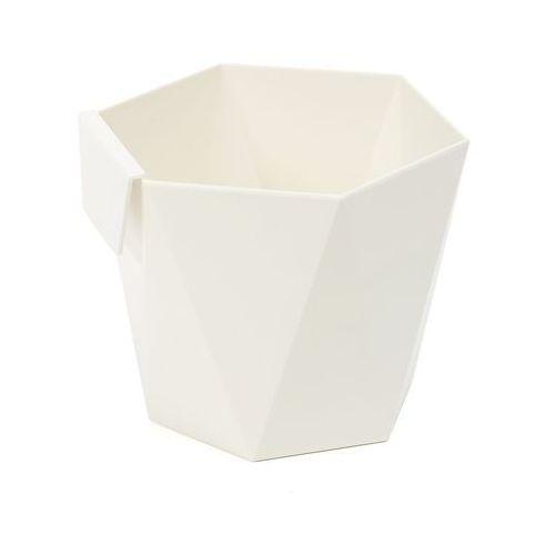 Lamela Osłonka plastikowa 11 cm kremowa heca