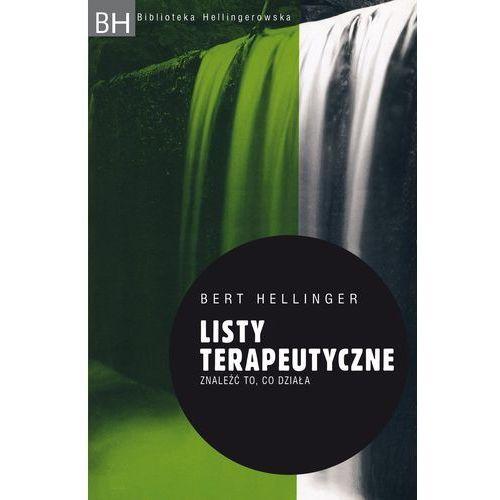 Listy terapeutyczne, Bert Hellinger