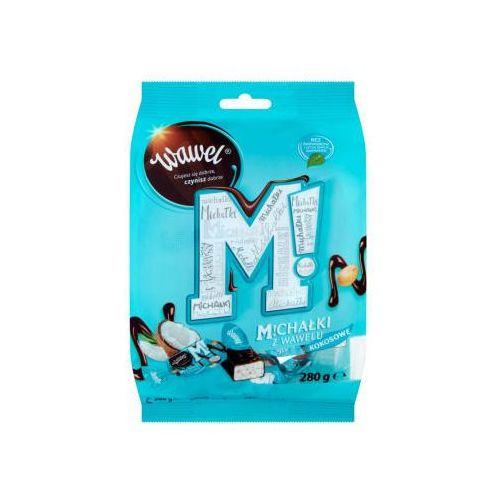 Wawel 280g michałki kokosowe cukierki | darmowa dostawa od 250 zł (5900102015245)