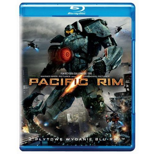 Warner bros. Pacific rim (blu-ray) - guillermo del toro (7321999326685)