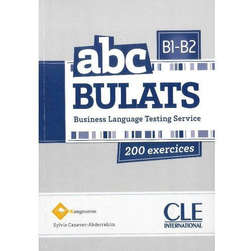 ABC Bulats B1-B2. Książka + CD Business Language Testing Service (128 str.)