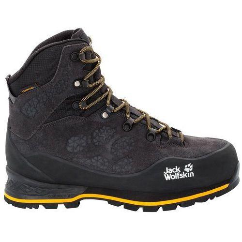 Męskie buty trekkingowe WILDERNESS XT TEXAPORE MID M phantom / burly yellow XT - 7,5 (4060477329581)