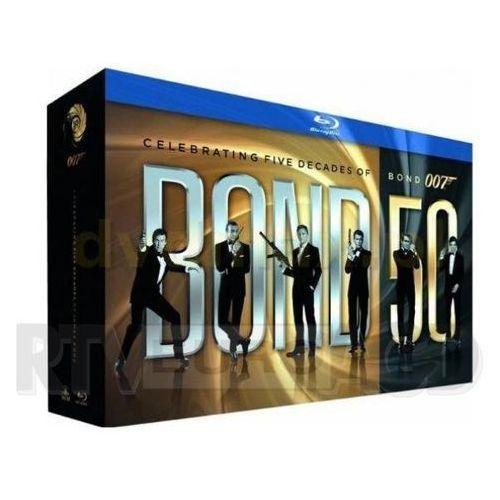Sony James bond: kolekcja 22 filmy - produkt w magazynie - szybka wysyłka! (5013493226227)