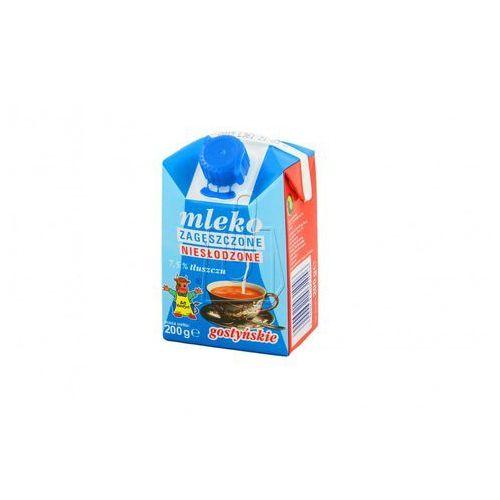 Gostyń 200g 7,5% mleko zagęszczone niesłodzone