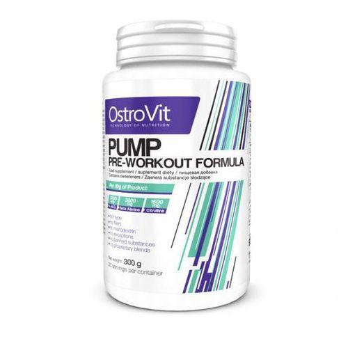 Pump Pre-Workout cytryna OstroVit (Pojemność:: 300g) (5902232611298)