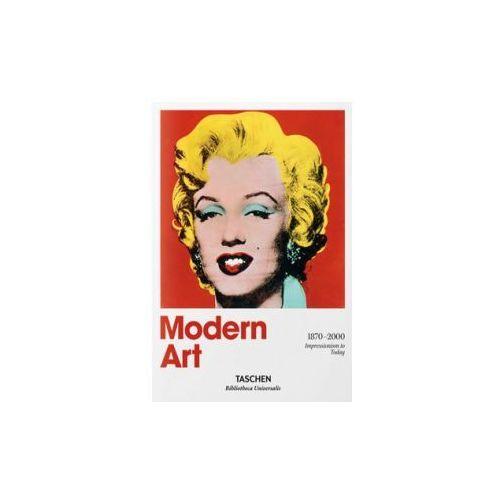 Modern Art 1870 2000 (9783836555395)