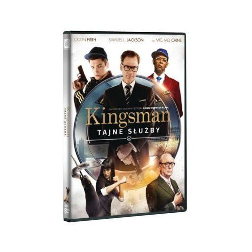 Kingsman. tajne służby (dvd) - vaughn matthew darmowa dostawa kiosk ruchu marki Imperial cinepix