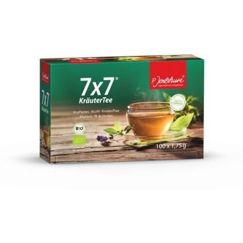 JENTSCHURA Herbata 7x7 100 Saszetek BIO, SOC_92