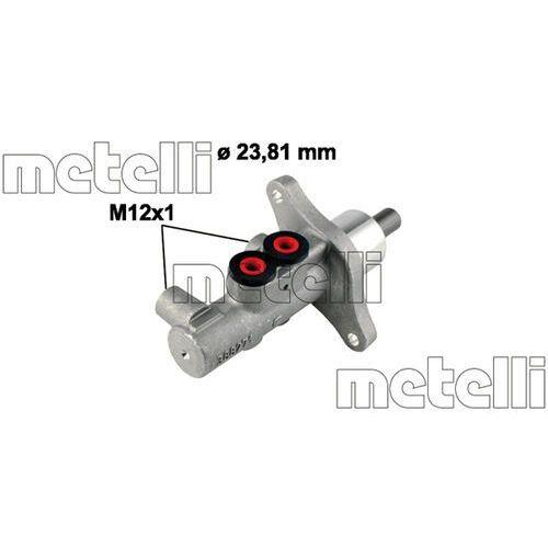 Pompa hamulcowa METELLI 05-0776 (8032747080573)