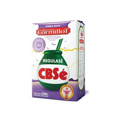 Intenson Yerba mate cbse regularis 500g