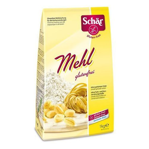 Schär Mehl farine - bezglutenowa mąka uniwersalna 1kg (8008698005118)