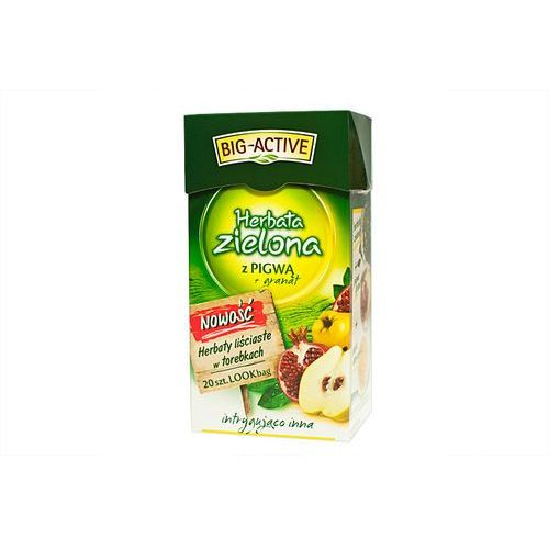 zielona z pigwą ex20 marki Bio-active