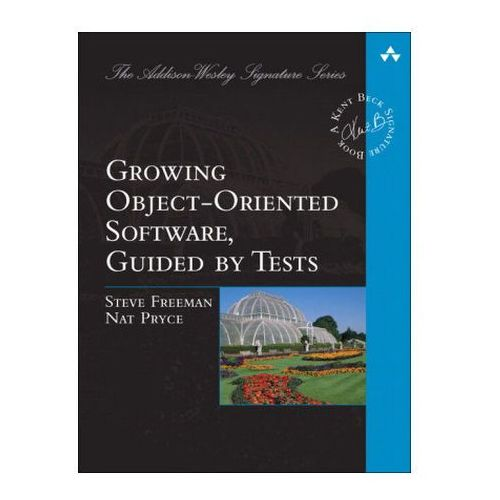 Growing Object-Oriented Software Guided by Tests, Pearson Education