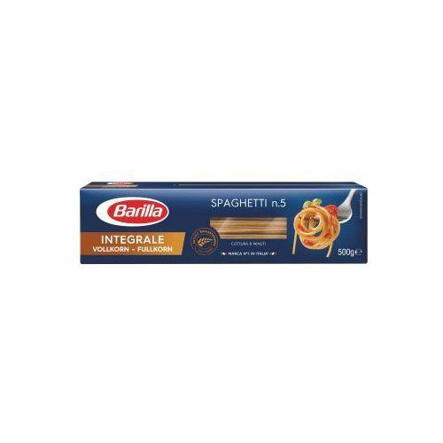 Barilla Makaron pełnoziarnisty spaghetti (8076809529419)
